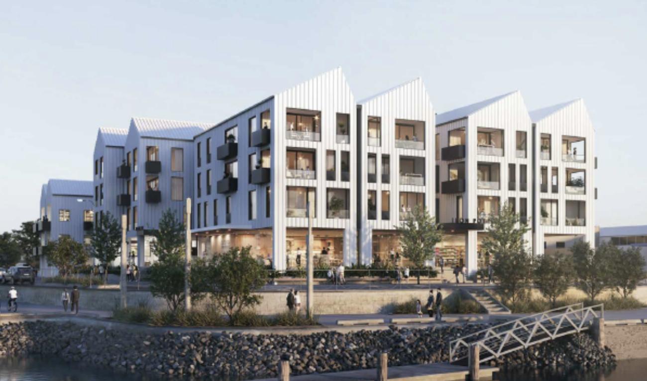 West Quay Mackersey Development