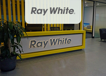 Ray White header