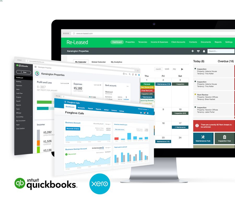 Property Accounting Software QBO
